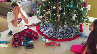 iPhone 8 gift reaction Christmas Surprise