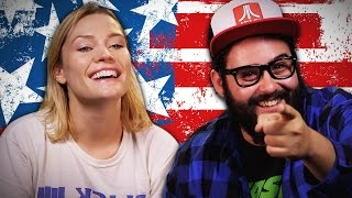 Coworkers Take The Citizenship Test