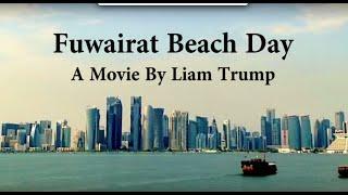 A Fuwairat Beach Day - Qatar