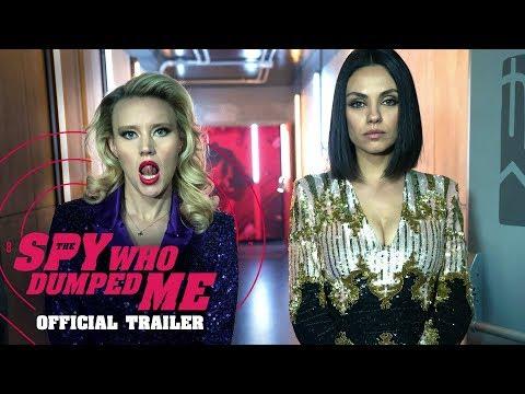 Xxx Mp4 The Spy Who Dumped Me 2018 Movie Official Trailer Mila Kunis Kate McKinnon Sam Heughan 3gp Sex