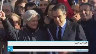 توجيه الاتهام رسميا لبينلوب فيون زوجة مرشح اليمين في الانتخابات