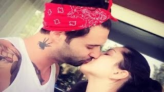 Sunny Leone  Enjoy with his Dog and husband