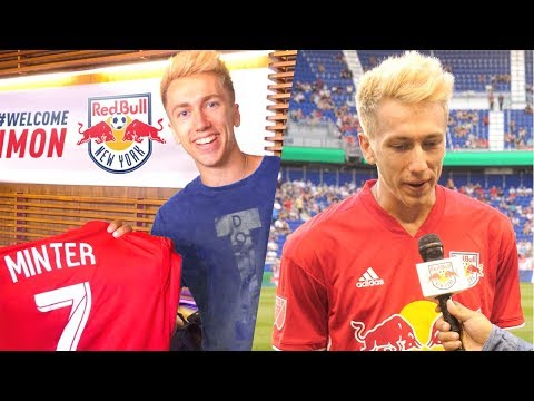 Xxx Mp4 I SIGNED FOR NEW YORK RED BULLS 3gp Sex