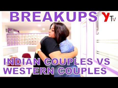 HOW COUPLES BREAKUP - INDIAN VS WESTERN - DAILY BAKAR - S01E01