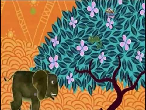 Opowiesci z Tinga Tinga 01 Dlaczego Śłoń ma Trąbę.avi