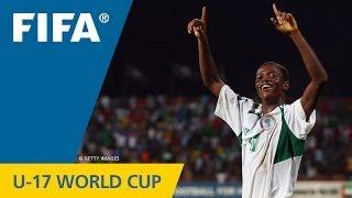 Incredible Nigeria storm into U-17 final