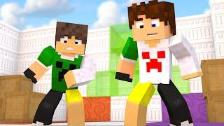 TROCAMOS DE CORPO 2 !! - Minecraft