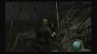 Resident Evil 4 my plague