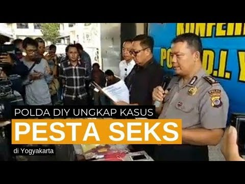 Xxx Mp4 Polisi Gerebek Pesta Seks Di Yogyakarta Aksi Sepasang Suami Istri Ditonton 10 Orang Usai Membayar 3gp Sex