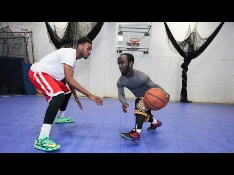 Dwarf Basketballer: Proving Size Doesn't Matter