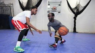 Dwarf Basketballer: Proving Size Doesn