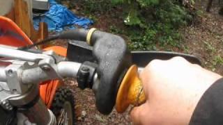 KTM 380 Movin' Dirt