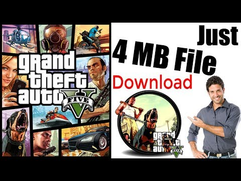 Xxx Mp4 4MB How To Download Amp Install GTA 5 On PC Just In 4MB 100 Working With Proof 3gp Sex