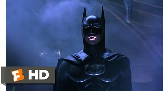 Batman Forever (1/10) Movie CLIP - Batman Goes Out (1995) HD