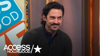 Milo Ventimiglia Reveals Jack Pearson Drives His Car On 'This Is Us' | Access Hollywood