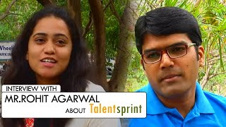 Interview with Mr.Rohit Agarwal || 1 Lakh Subscribers || Banking Careers