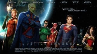 My thoughts on the Future of the DC Cinematic Universe