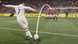 FIFA 17 Rabona Free Kick Tutorial