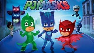 PJ MASKS episodes 13 & 14