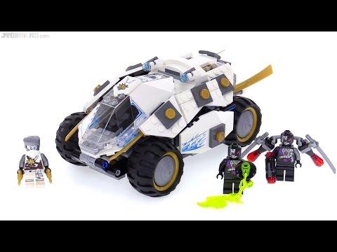 LEGO Ninjago Titanium Ninja Tumbler review! 70588