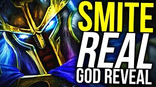 SMITE - REAL God Reveal - Ares