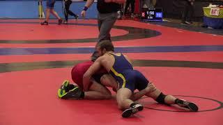 2018 Commonwealth Games Trials: 65 kg Nathan Galan vs. Michael Asselstine
