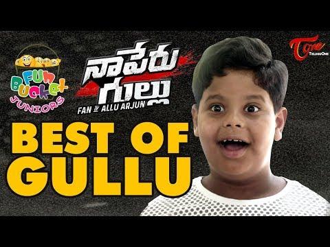 Naa Peru GULLU Fan of ALLU Fun Bucket Juniors GULLU Comedy TeluguOne