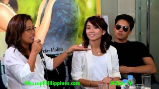 Sweet Moments ni Kathryn at Daniel sa She's Dating The Gangster Movie Blogcon