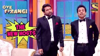 The New Hosts - OYE FIRANGI SPECIAL
