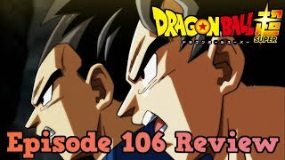 Dragon Ball Super Episode 106 Review: Find Him! Death Match With An Invisible Attacker!