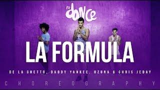 La Formula - De La Ghetto, Daddy Yankee, Ozuna | FitDance Life (Coreografía) Dance Video