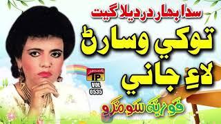 Tokhe Wisaran Laye Jani - Fozia Soomro - Sindhi Hits Old Song - Best Sindhi Song - TP Sindhi