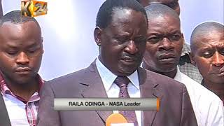 Confusion in NASA over parliamentary leadership positions