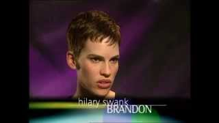 Hilary Swank - Making of Boys Don't Cry