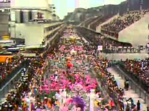 Mangueira 1984 primeiro e único desfile SUPERCAMPEÃO da Marquês de Sapucaí