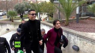 Cristiano Ronaldo acepta pagar una multa de 18,8 millones de euros