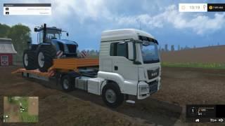 Грузовик / FARMING SIMULATOR 15.