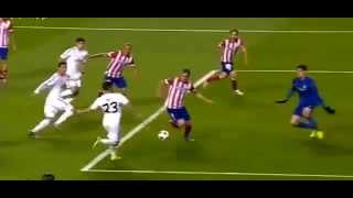 'Isco Alarcon' Amazing Ball Control Skill Real vs Atletico champions league final 2014
