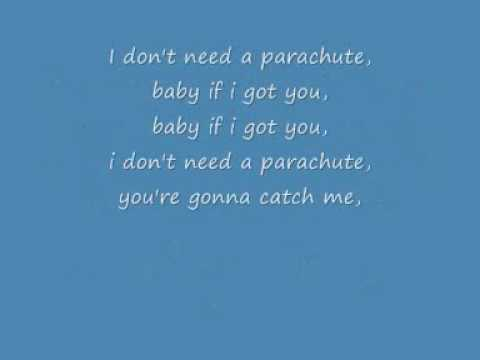 Cheryl Cole - Parachute Lyrics