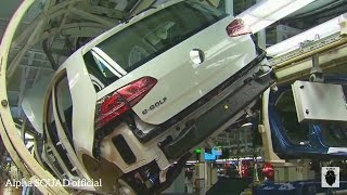 2017 Volkswagen Golf Production, Manufacturing and Assembly Process | 2017 VW Golf Production