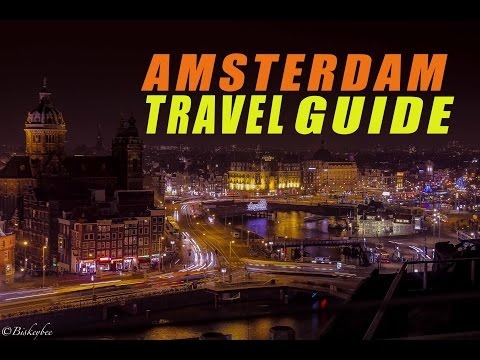 The ultimate Amsterdam travel guide for 2017