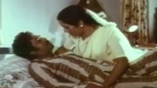 Bedroom Romance Between Ranganath & His Wife