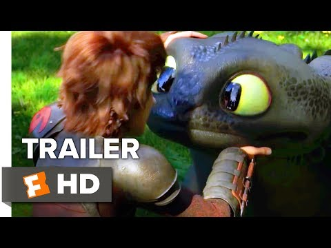 Xxx Mp4 How To Train Your Dragon The Hidden World Trailer 1 2019 Movieclips Trailers 3gp Sex
