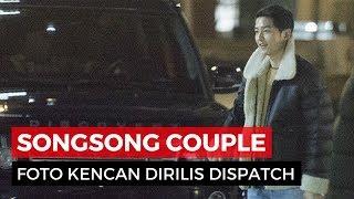 Foto Eksklusif Kencan SongSong Couple Diliris!