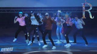ANIMAU 2016: EXPO. Конкурс танцев (2 место) - Coffee Dance (Тюмень): BTS - FIRE (방탄소년단 Cover)