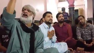 Mola Ghazi Sun Ley Sada (Sain Rehman Faqeer) & Sangat