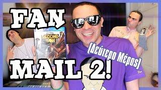 Fan Mail 2! (Δεύτερο Μέρος)
