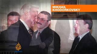 Putin critic Khodorkovsky goes free