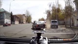 حوادث السيارات مالم تشاهده من قبل