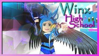 The Evil Queen Takes Over Winx High School😈Fairies, Mermaids Big Update Roblox Roleplay Geegee92